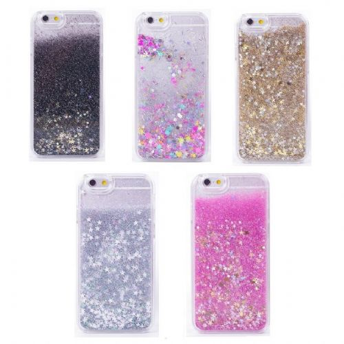 Moving Glitter Case